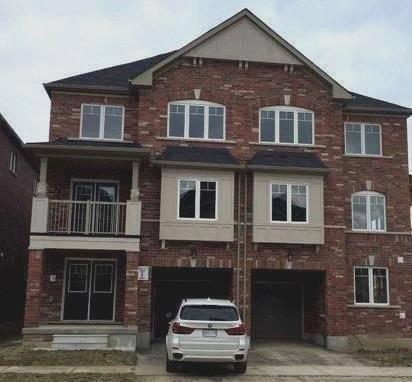 Townhouse for sale at 3 Francesco St Brampton Ontario - MLS: W4551730