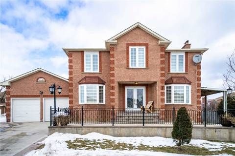 House for sale at 3 Garny Ct Brampton Ontario - MLS: W4703134