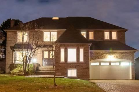 House for sale at 3 Gideon Ct Toronto Ontario - MLS: C4660376