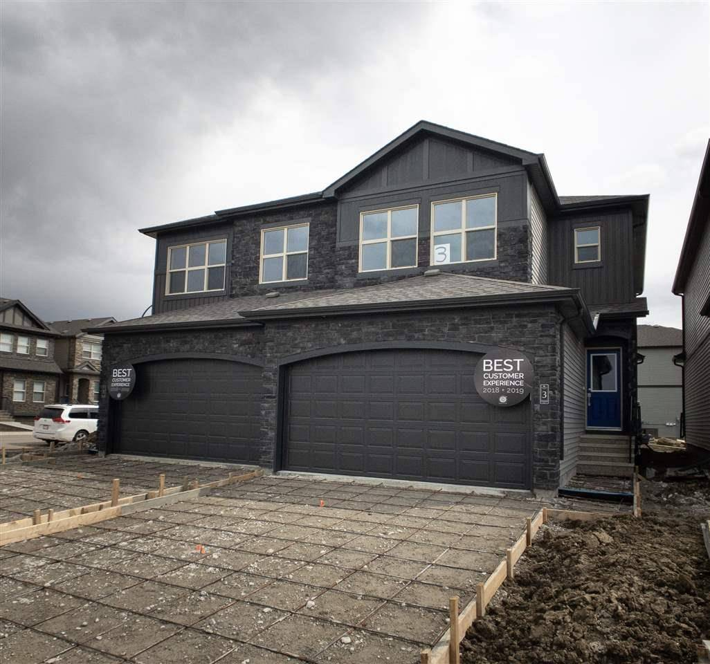 Townhouse for sale at 3 Gladstone Bn  Spruce Grove Alberta - MLS: E4161365
