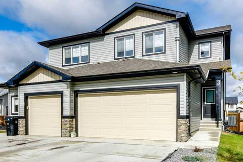 Townhouse for sale at 3 Hammett Gt Spruce Grove Alberta - MLS: E4155106