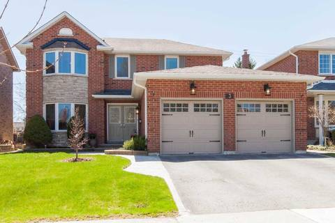 House for sale at 3 Harmon Ave Aurora Ontario - MLS: N4514818