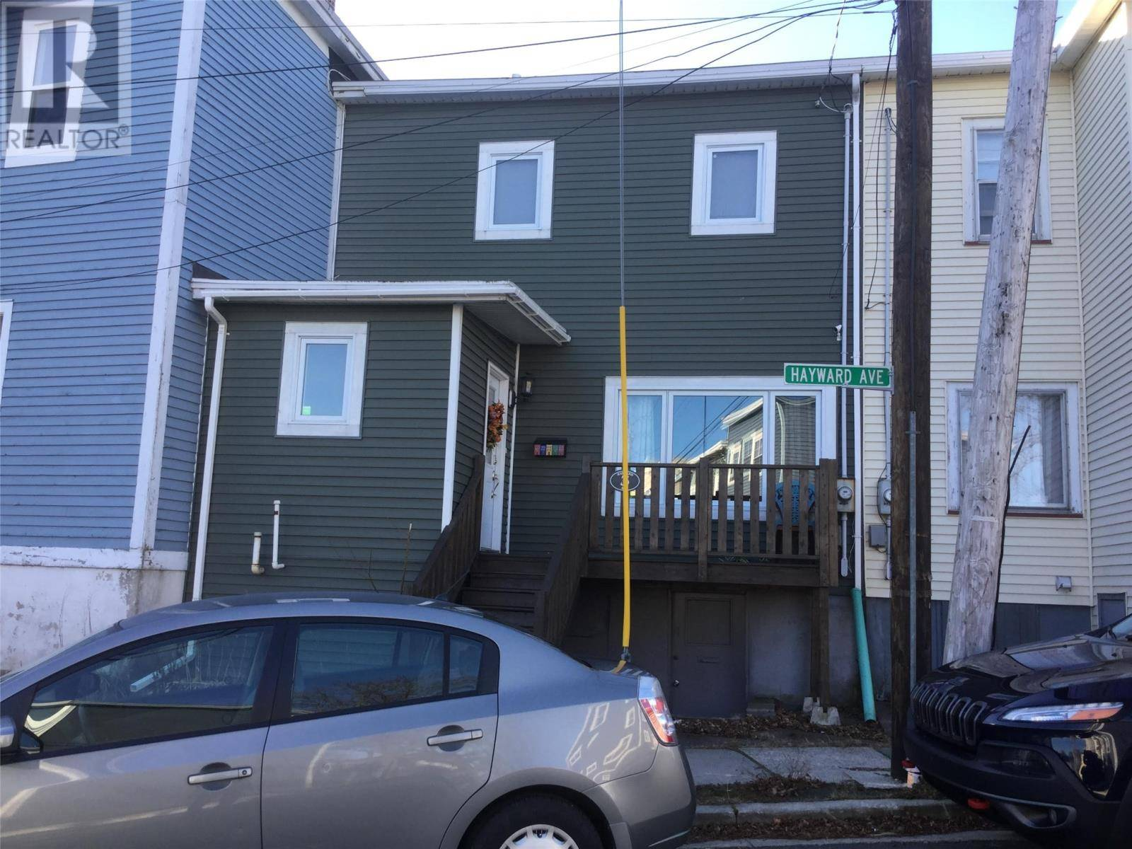 House for sale at 3 Hayward Ave St. John's Newfoundland - MLS: 1211182