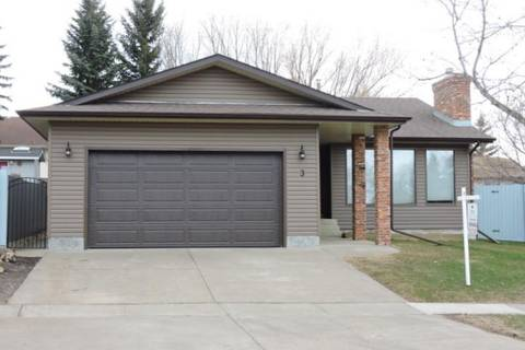House for sale at 3 Hickory Cres Sherwood Park Alberta - MLS: E4154797