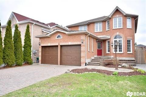 House for sale at 3 Hubbert Cres Barrie Ontario - MLS: S4441523