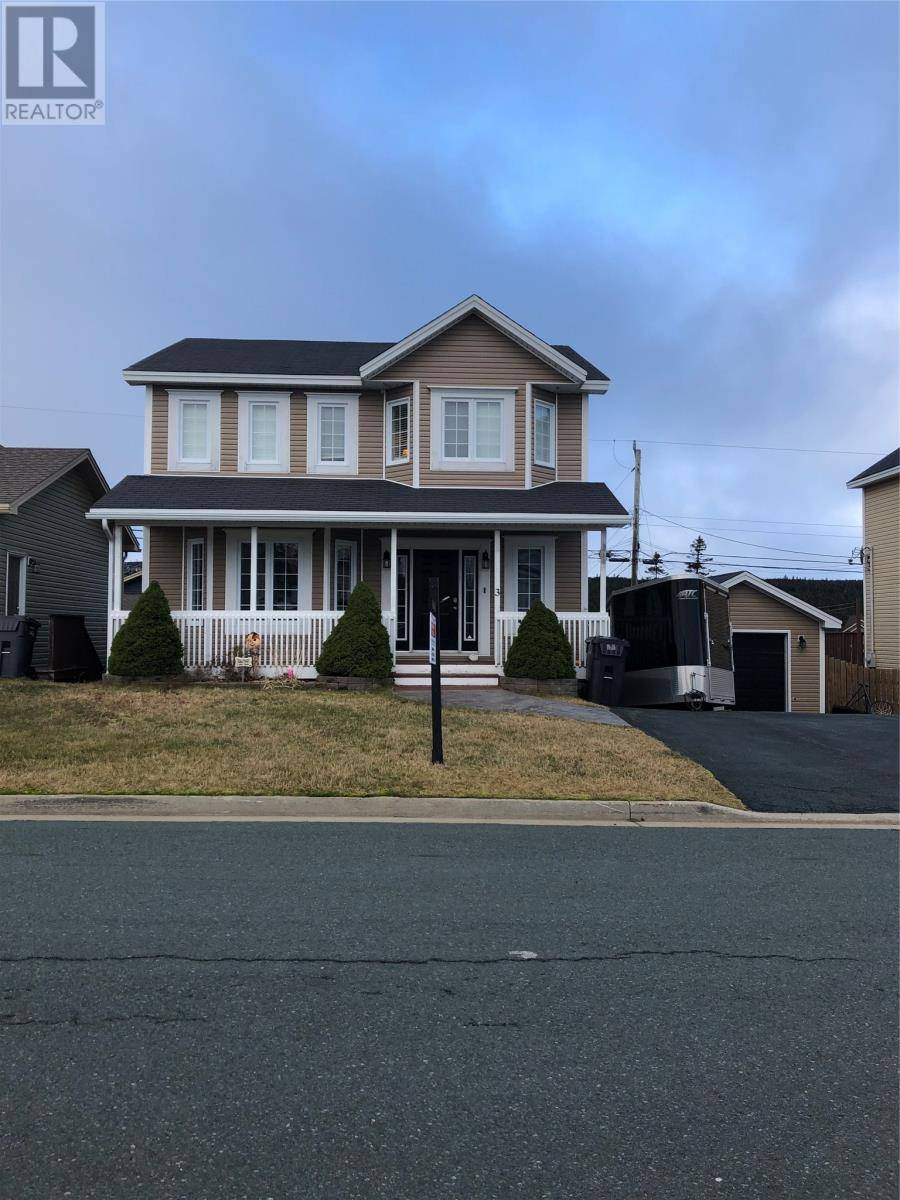 House for sale at 3 Ivydale Pl Paradise Newfoundland - MLS: 1208876