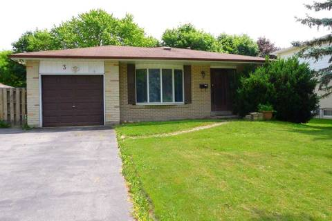 House for sale at 3 Jacwin Dr Ajax Ontario - MLS: E4511811
