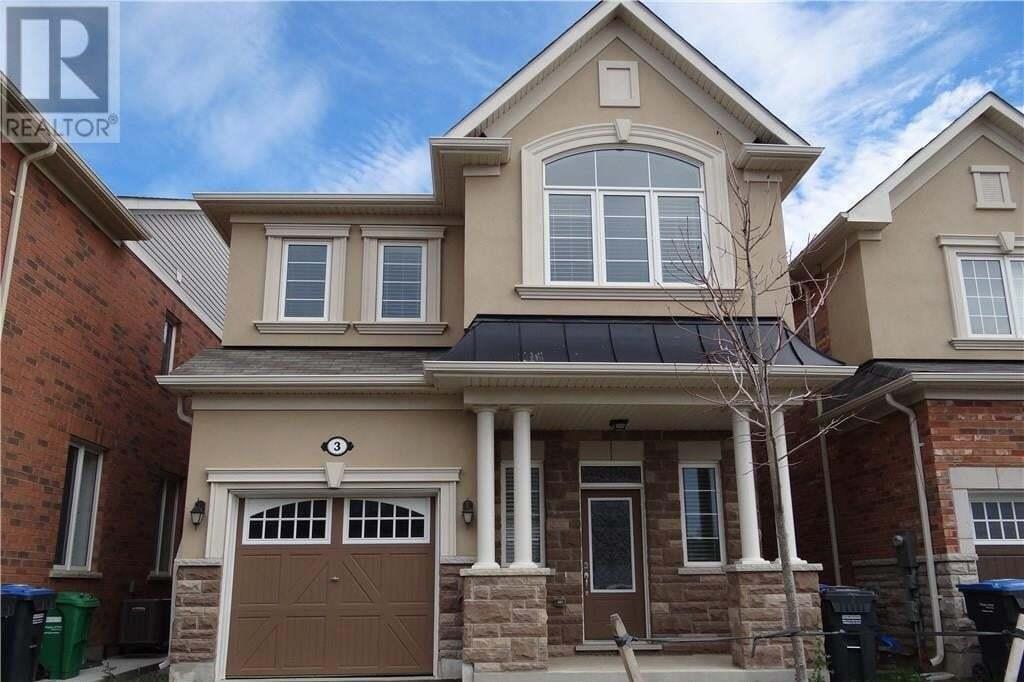 House for sale at 3 Jemima Rd Brampton Ontario - MLS: 30828028