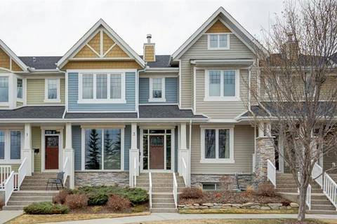 Townhouse for sale at 3 Joseph Marquis Cres Southwest Calgary Alberta - MLS: C4294862
