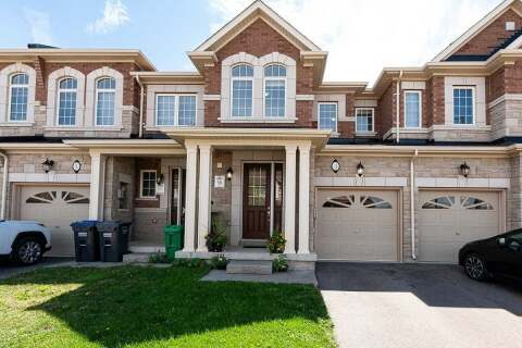 Townhouse for sale at 3 Kempsford Cres Brampton Ontario - MLS: W4862488