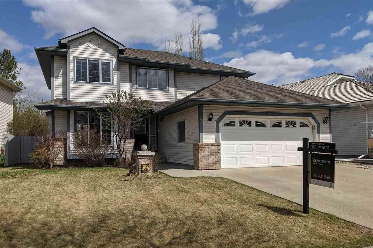 House for sale at 3 Kenilworth Cr St. Albert Alberta - MLS: E4194295