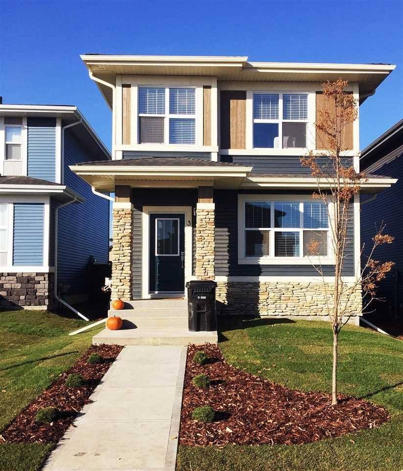 House for sale at 3 Kensington Cs Spruce Grove Alberta - MLS: E4188373