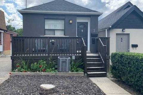 House for rent at 3 Keywest Ave Toronto Ontario - MLS: C4555954