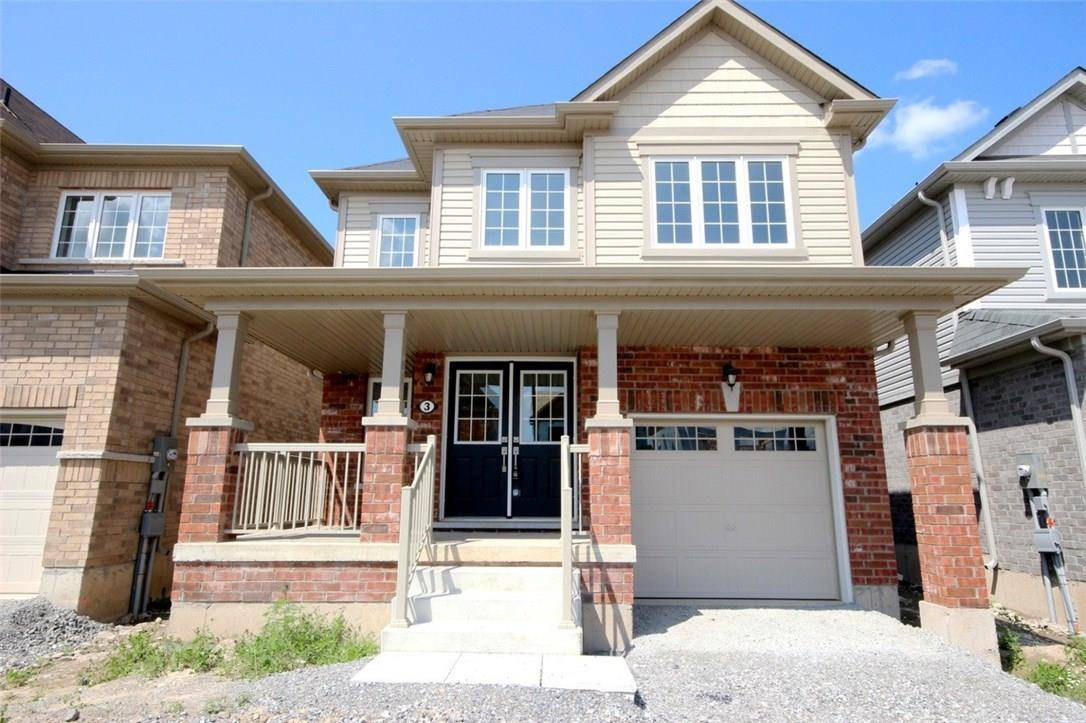 House for rent at 3 Legacy Ln Thorold Ontario - MLS: 30756008