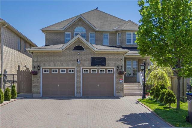 For Sale: 3 Lennon Trail, Brampton, ON | 4 Bed, 5 Bath House for $949,913. See 20 photos!