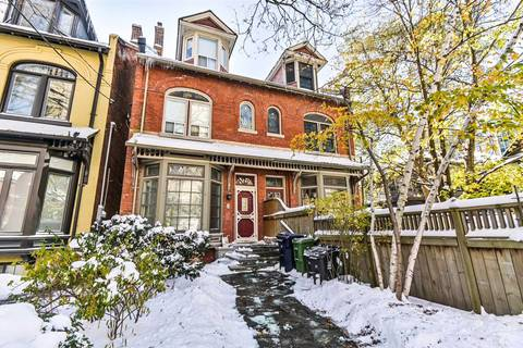Townhouse for rent at 3 Linden St Toronto Ontario - MLS: C4633573