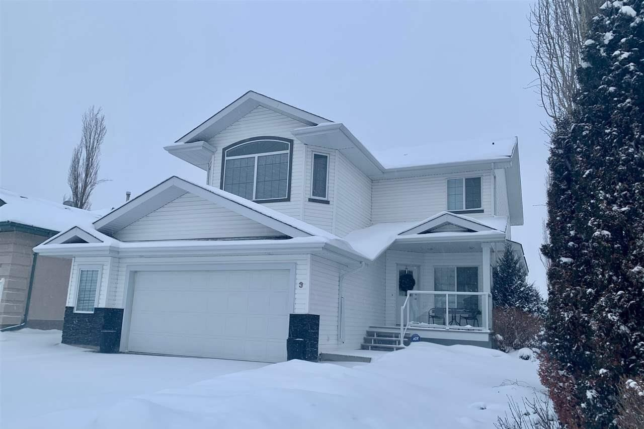 House for sale at 3 Linkside Wy Spruce Grove Alberta - MLS: E4200259