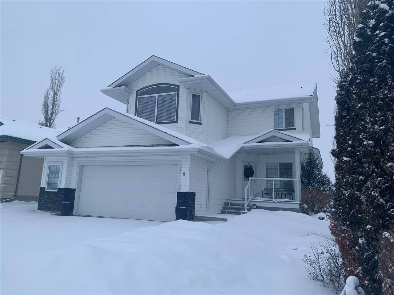 House for sale at 3 Linkside Wy Spruce Grove Alberta - MLS: E4184285