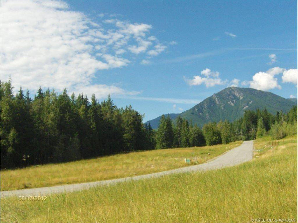Residential property for sale at Lot 3 Cotswold Road  Unit 3 Nakusp British Columbia - MLS: 2433512
