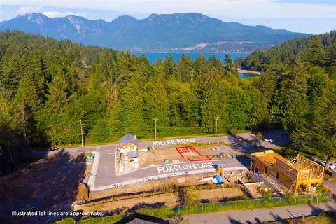 Home for sale at 0 Foxglove Ln Unit 3 Bowen Island British Columbia - MLS: R2327066