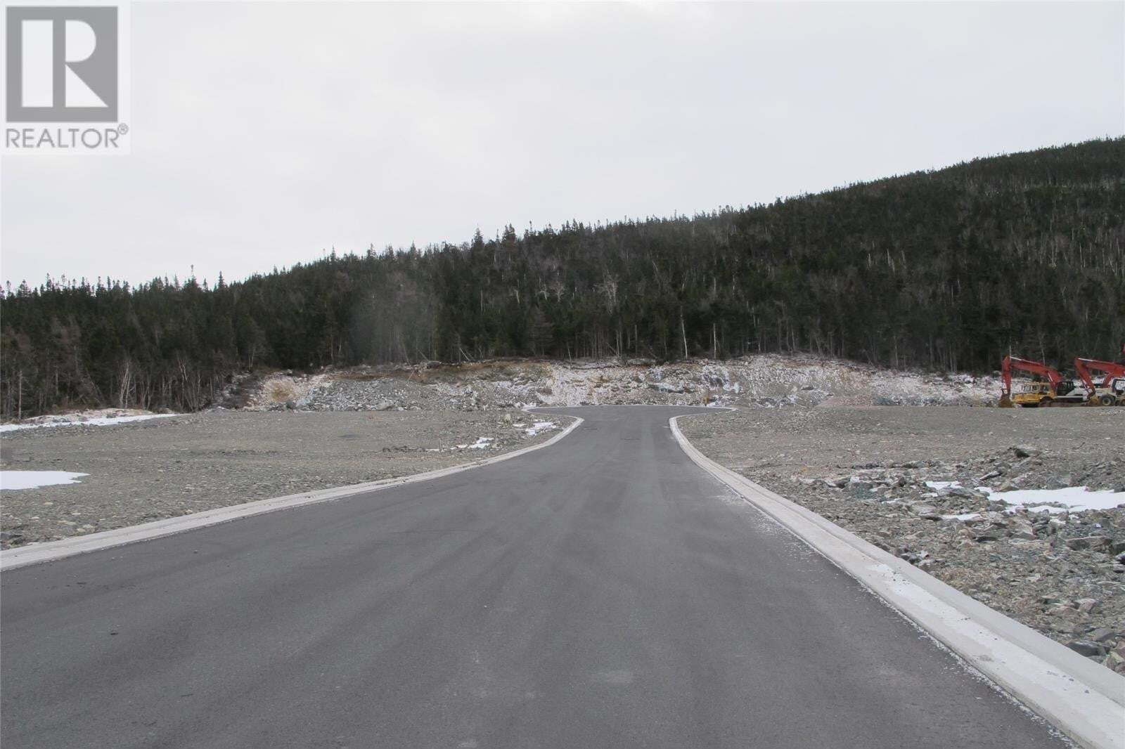 Residential property for sale at Lot 3 Highland Ridge Circ Unit 3 Holyrood Newfoundland - MLS: 1212804