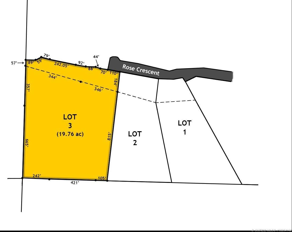 Residential property for sale at Lot 3 Rose Cres Unit 3 Eagle Bay British Columbia - MLS: 10204142
