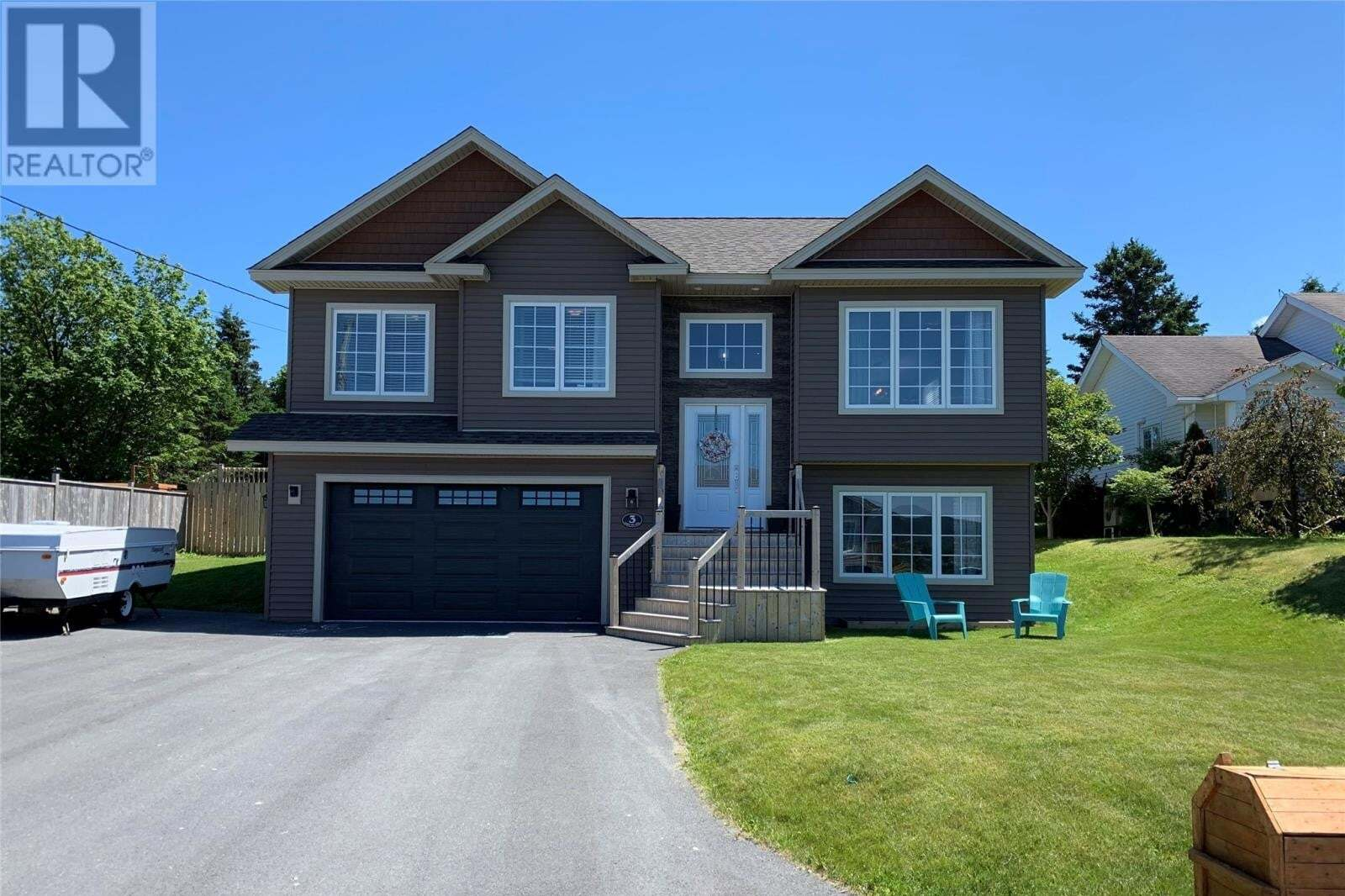 House for sale at 3 Love Street Extension Bay Roberts Newfoundland - MLS: 1217312