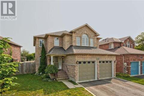 House for sale at 3 Loyalist Ct Barrie Ontario - MLS: 40021826