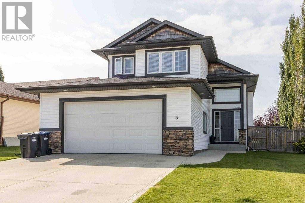 House for sale at 3 Lyon Cres Sylvan Lake Alberta - MLS: ca0174858