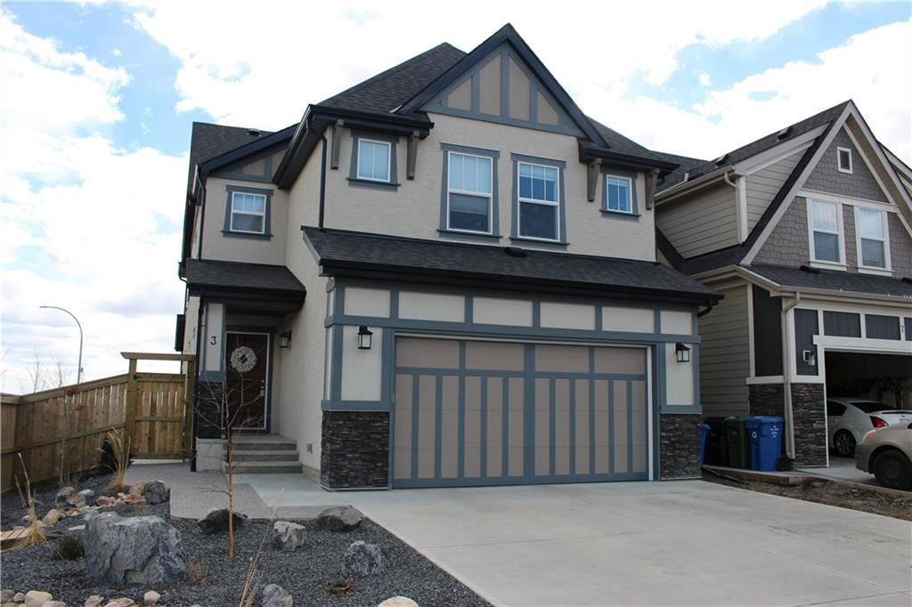 House for sale at 3 Mahogany Pk Se Mahogany, Calgary Alberta - MLS: C4223312