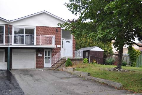 Townhouse for rent at 3 Marchbank Cres Brampton Ontario - MLS: W4495721