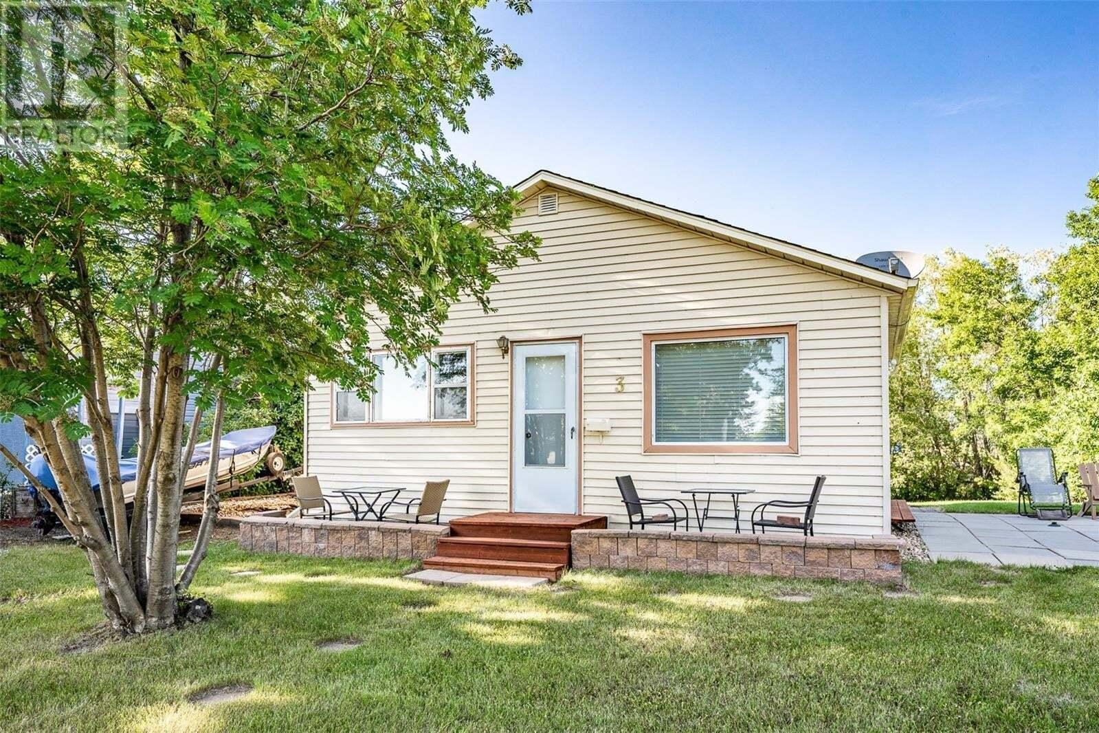 House for sale at 3 Mccrimmon Cres Blackstrap Shields Saskatchewan - MLS: SK815350