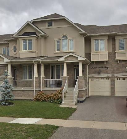 Townhouse for sale at 3 Merrickville Wy Brampton Ontario - MLS: W4618791