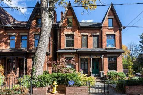 Townhouse for sale at 3 Metcalfe St Toronto Ontario - MLS: C4959090