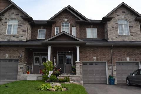 Townhouse for sale at 3 Michael Cummings Ct Uxbridge Ontario - MLS: N4413581