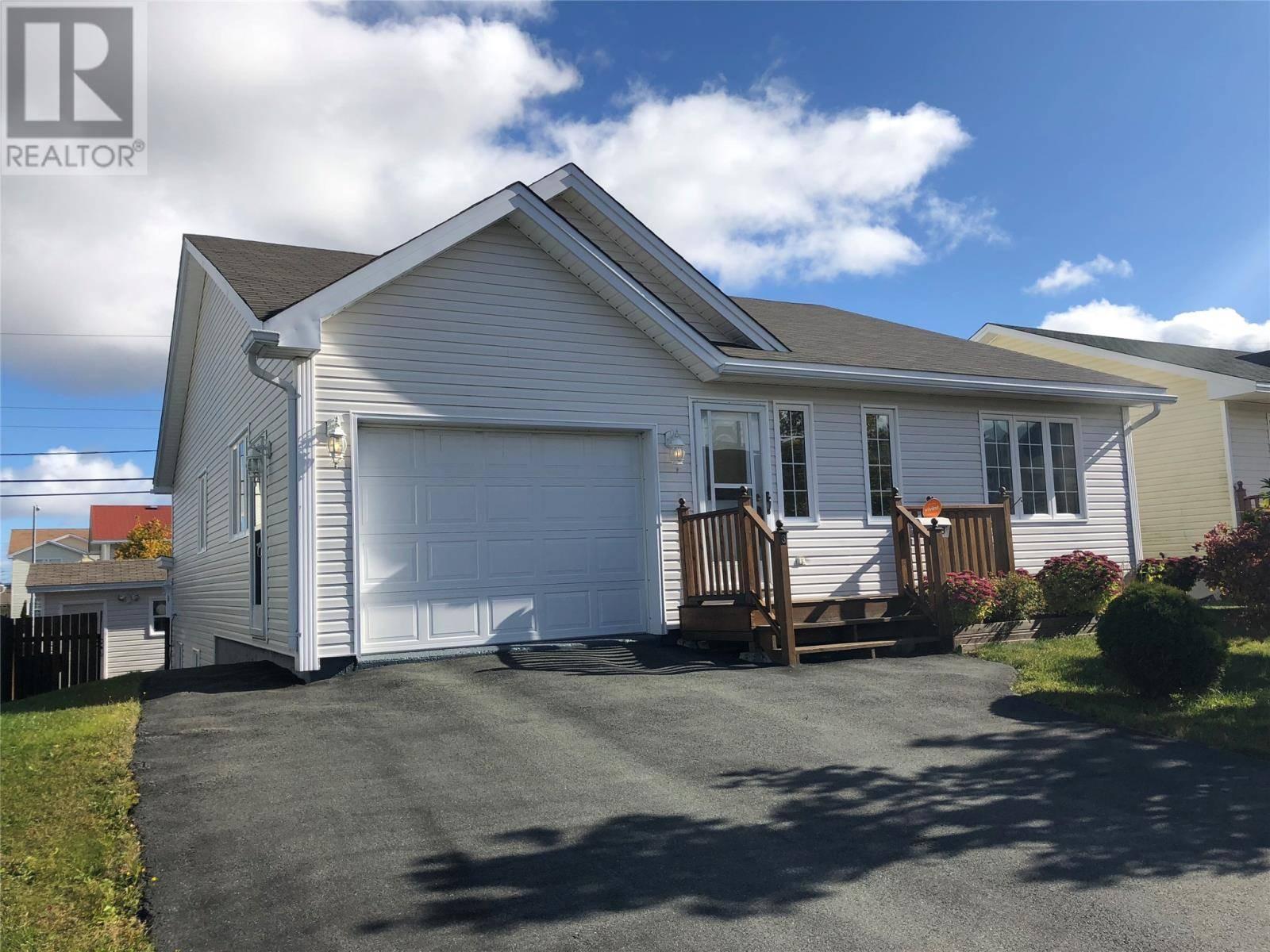 House for sale at 3 Mockingbird Dr Paradise Newfoundland - MLS: 1200619