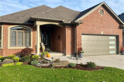 House for sale at 3 Monarch Ct St. Thomas Ontario - MLS: 40038224
