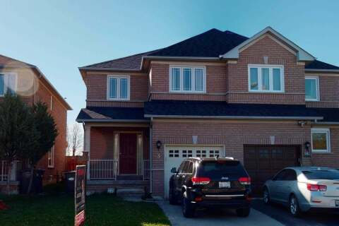 Townhouse for sale at 3 Morningmist St Brampton Ontario - MLS: W4767139
