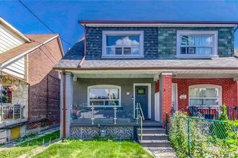 Townhouse for sale at 3 Mortimer Ave Toronto Ontario - MLS: E4406257