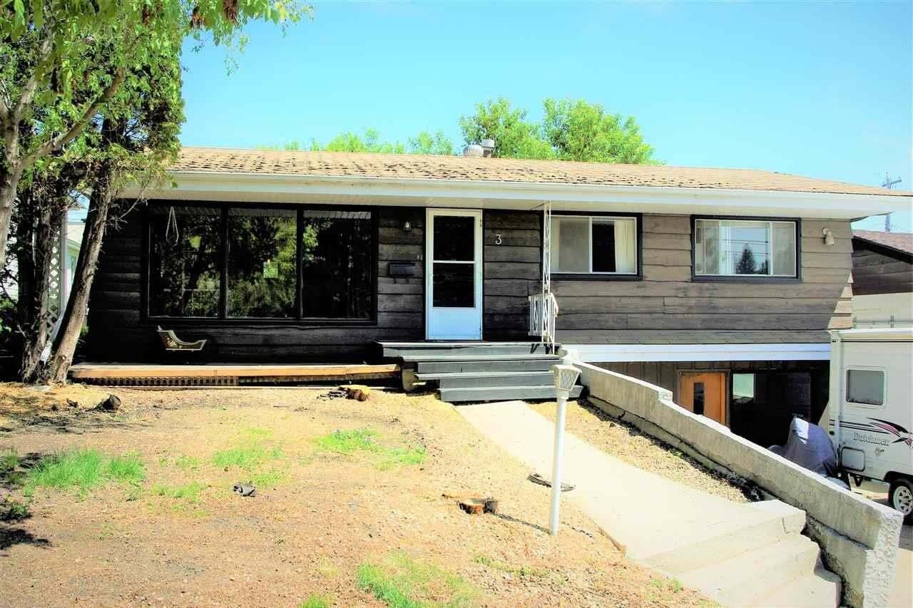 House for sale at 3 Mount Royal Dr St. Albert Alberta - MLS: E4199262