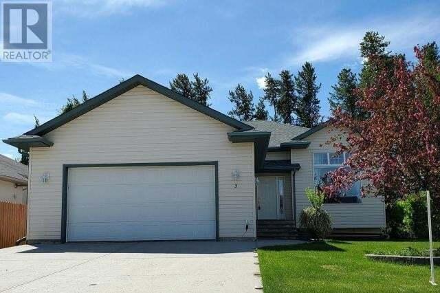 House for sale at 3 Park Circ Whitecourt Alberta - MLS: 52596