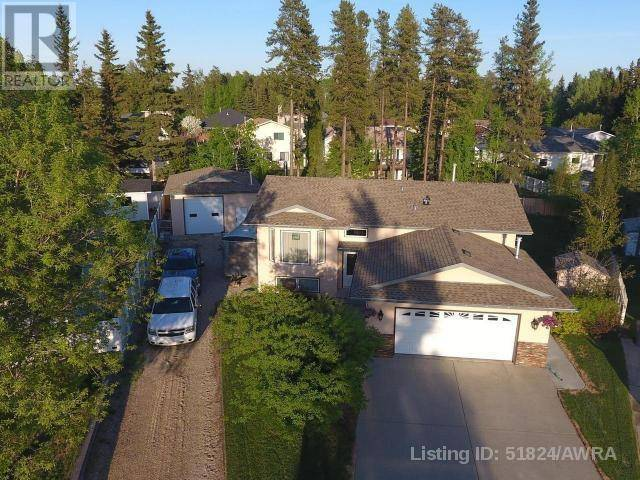 House for sale at 3 Park Ct Whitecourt Alberta - MLS: 51824