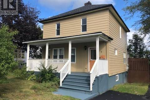 House for sale at 3 Pine Ave Grand Falls- Windsor Newfoundland - MLS: 1168000