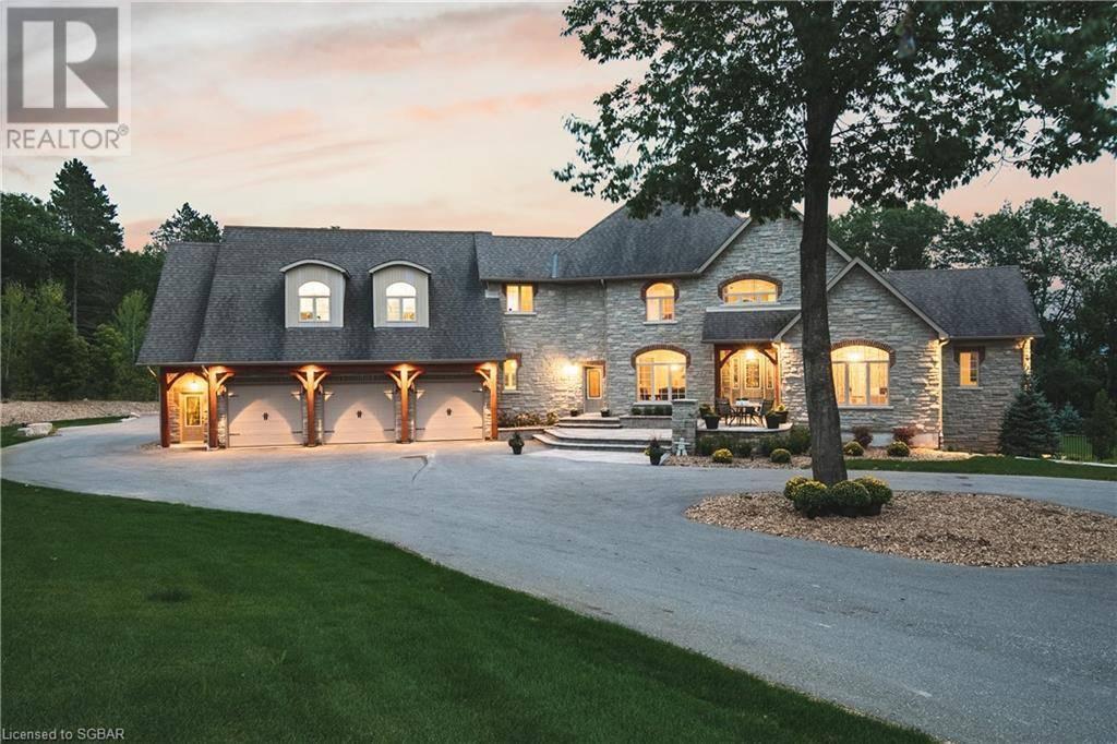 House for sale at 3 Pinehurst Ln Minesing Ontario - MLS: 244877