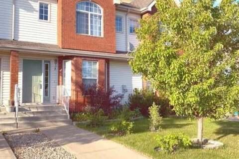 Townhouse for sale at 3 Pinnacle Blvd Grande Prairie Alberta - MLS: A1016129