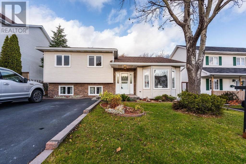 House for sale at 3 Portland Pl St. John's Newfoundland - MLS: 1207405