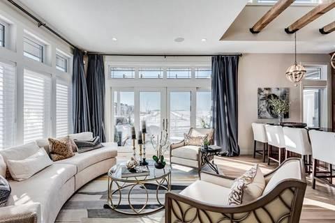 House for sale at 3 Prairie Smoke Ri Rural Rocky View County Alberta - MLS: C4292463