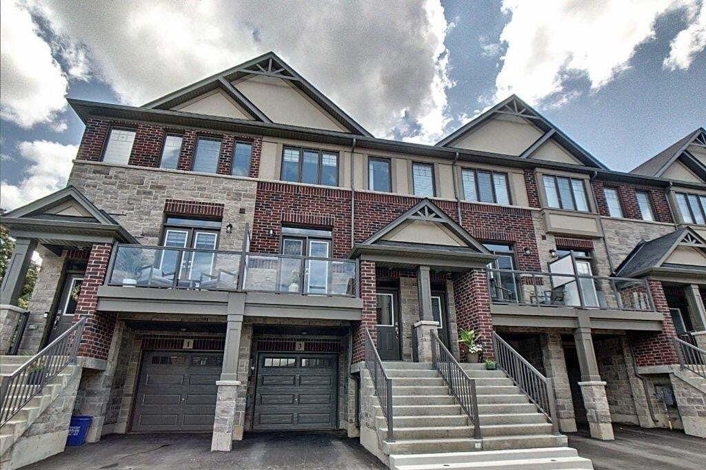 Townhouse for sale at 3 Pringle Ln Ancaster Ontario - MLS: H4082618