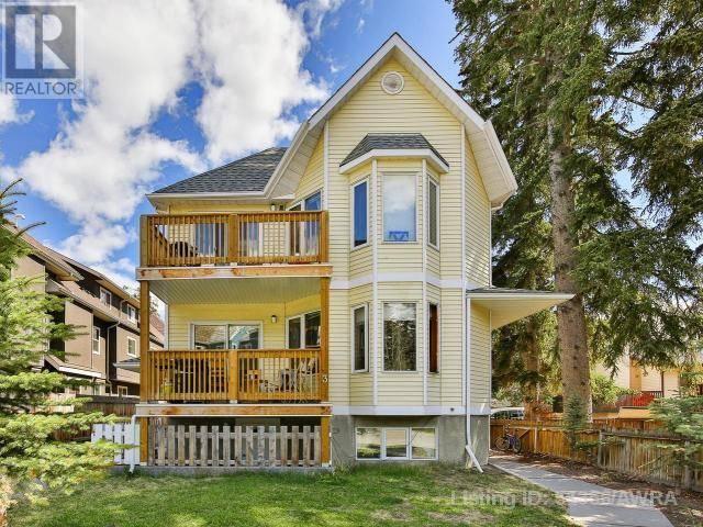 Townhouse for sale at 3 Rabbit St Banff Alberta - MLS: 51356