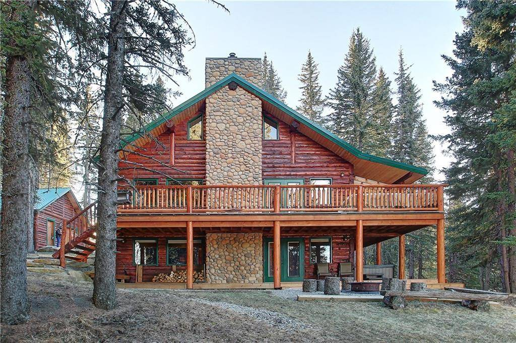 House for sale at 3 Ranch Rd Square Butte, Rural Foothills M.d. Alberta - MLS: C4221005